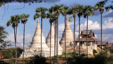 burma Min O Chanthar Pagoda (Bagan)