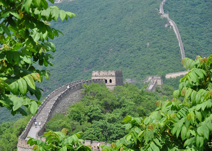 Great Wall of China Magnificent China