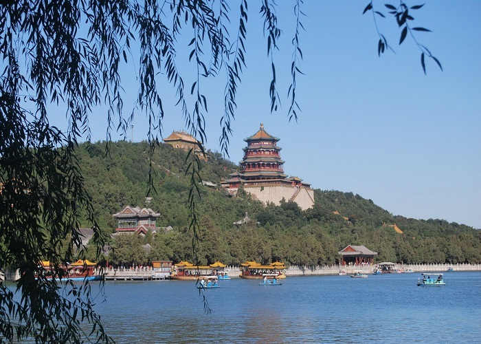 Summer-Palace-UNESCO sites in China