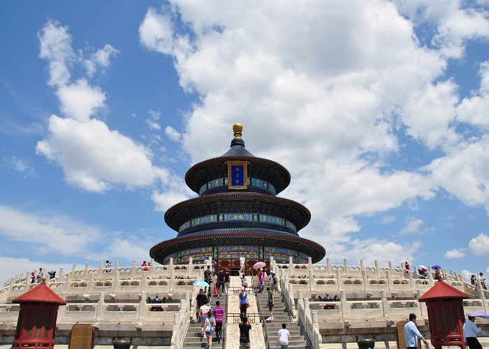 Visit Beijing UNESCO sites with Magical China