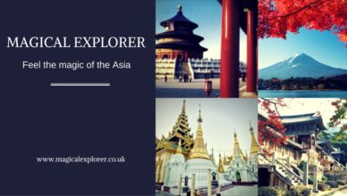 Feel the magic of the Asia