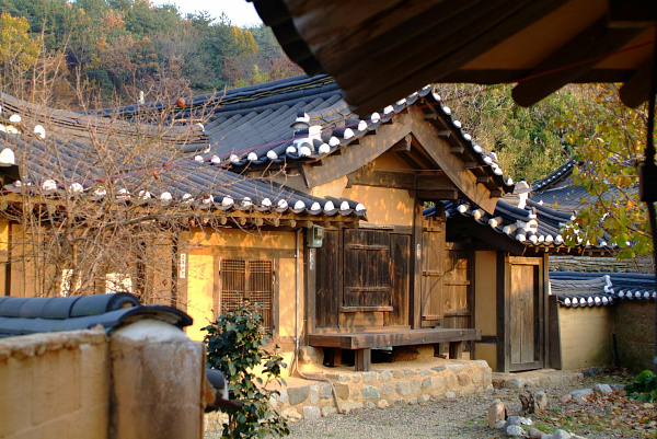 Korean Folk Village magical explorer