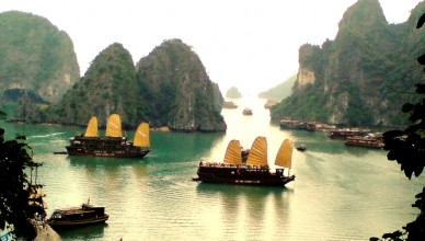 Visit Halong Bay with Magical Indochina