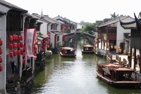 Grand Canal UNESCO site Magical China