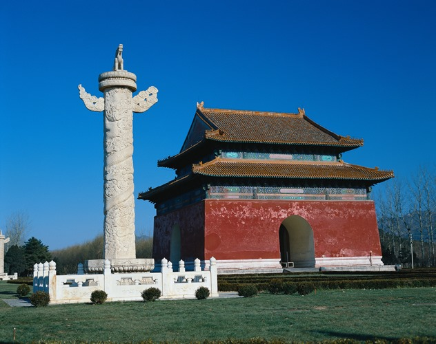 Visit Ming Tombs in Beijing, Magical China