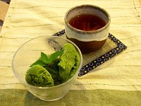 MatchaIceCream Food in Japan Magical Japan