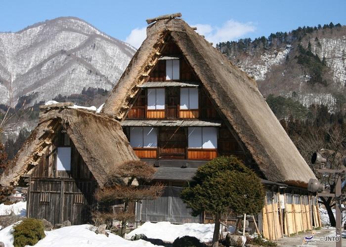 Shirakawago Winter Special Offer to Japan