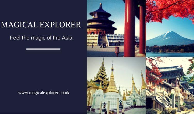 Feel the magic of the Asia